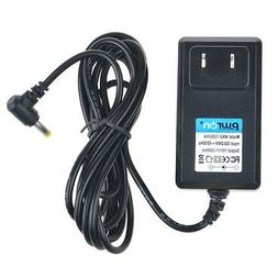 PwrON AC Adapter Charger For Ematic EPD707BL EPD707BU Portab