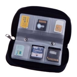 22 Slots Case Pouch Holder for Memory Card Sd Card.memory Ca