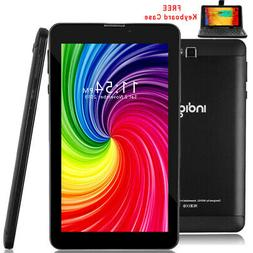 2in1 7inch 3G Unlocked Android 4.4 SmartPhone TabletPC w/ Sm