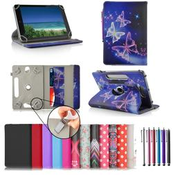 360 universal 7 inch pu leather wallet