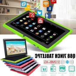 4G WiFi Calls Q88 Android Intelligent 7 Inch Tablet PC 512MB