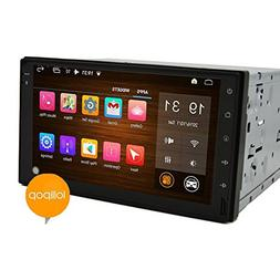 EinCar 7'' NEW Developed Android 5.1 Car Radio Double 2 Din