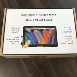 7 Inch 1024x600 Capacitive Touch Screen HDMI LCD Display for