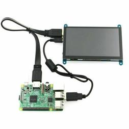 7 Inch 1024x600 Raspberry Pi 2 3 4 Touch Screen HDMI LCD Dis