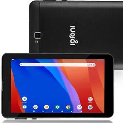 Indigi 7-inch 4G Android 9.0 Pie Tablet , Quad-Core 1.3GHz