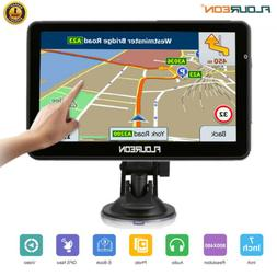 7 Inch 8GB LCD Touch Screen Car Truck GPS Navigation Sat Nav