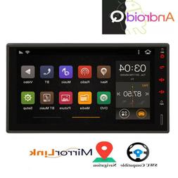 7 Inch Android 10.0 Car MP5 Player Wifi GPS Bluetooth Stereo