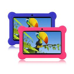 """7"""" inch Android 4.4 Tablet PC For Kid Children Dual Cameras"""