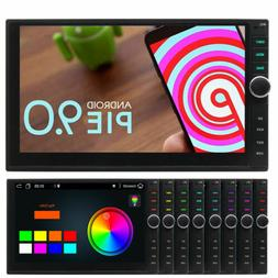 7 inch Android 9.0 4G WiFi Double 2DIN Bluetooth Car Radio S