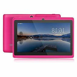 YUNTAB 7 inch Android Tablet - 1.5 Ghz Quad Core CPU, with W