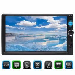 Eincar 7 inch Car MP5 Player,Capacitive Touch Screen,Univers