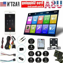 7 Inch DOUBLE 2DIN 12V Car MP5 Player BT Tou+ch Screen Stere