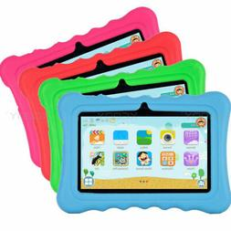 XGODY 7 INCH HD 16G Android 8.1 Kids Tablet PC Quad-core Dua