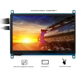 7 Inch HDMI LCD Display Monitor 1024X600 HD Touch Screen for