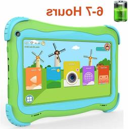 7'' Inch Kids Google Tablet PC Android 8.1 Quad Core Dual Ca