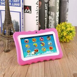7 Inch Kids Tablet Educational Learning Computer 1024*600 Re