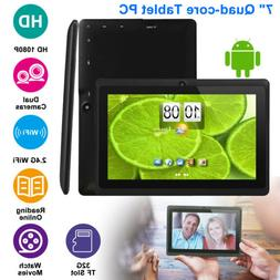 KOCASO 7'' inch Quad Core 8GB HD Tablet PC Dual Camera WiFi