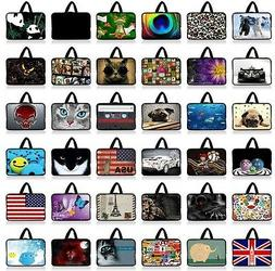 "7"" inch Tablet PC Laptop Ebook Reader Sleeve Pouch Soft Case"