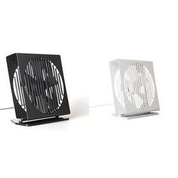 7 Inch USB Desk Fan Metal Frame Portable Desktop Table Fan D