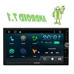 EinCar 7?¡À Upgraded Android 7.1 Quad Core Double Din Car