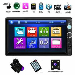 7inch 2Din HD Touch Screen Android IOS Car Stereo MP5 Player