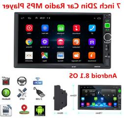 7inch android 8 1 double 2din car