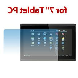 7Inch Android Tablet Screen Protector Film Cover for Tablet