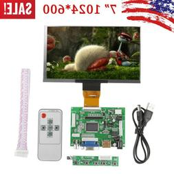 7 inch LCD Screen Display Monitor for Raspberry Pi + Driver