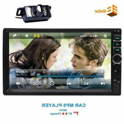 7Inch Double 2DIN Car MP5 Player Bluetooth Touch Screen Ster