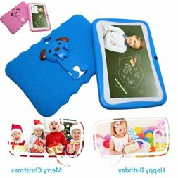 7Inch Kids Tablet Android Dual Camera WiFi Education Game Gi