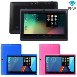 7Inch Wifi Bluetooth Google Android Duad Core Tablet PC 1GB