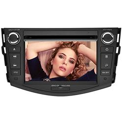 YINUO 7 Inch 800480 Touch Screen HD Car DVD Player GPS Stere
