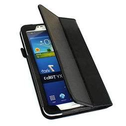For Tab 3 7.0 Case, HP95 Premium Stand UP Folio Leather Case