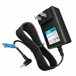 PwrON AC Adapter For EVIANT 7-INCH T7 PORTABLE LCD TV DC Pow