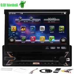 Android 10.0 DVD Stereo 7 inch Touchscreen 1 Din Car Radio G