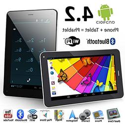 inDigi 7.0-inch Android 4.2 Smart Phone Tablet PC Bluetooth