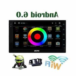 EinCar Android 6.0 Quad Core 7 Inch HD Touch Screen Car Ster