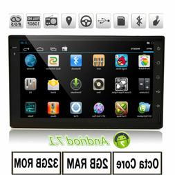 Android 7.1 7 Inch Touch Screen Car Radio Stereo WiFi/3G/4G