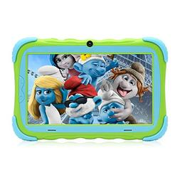 iRULU 7 inch Android 7.1 Kids Tablet IPS HD Screen 1GB/16GB