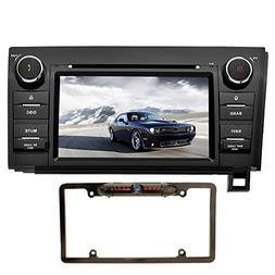 YINUO 2 Din 7 Inch Android 7.1 Car Stereo Touchscreen DVD Pl