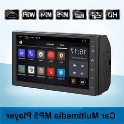 Android 8.1 7 Inch Car Stereo Radio No-DVD Player In Dash Ca