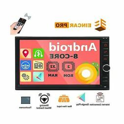 Android 8.1 Car Stereo 7 inch Car Bluetooth Radio with Octa