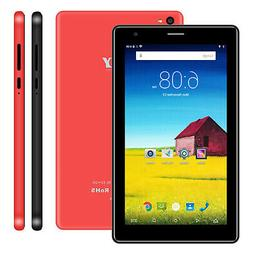 XGODY Android 6.0 OS 7 INCH Dual CAM 1+16GB HD Screen Tablet