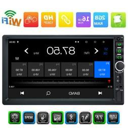 Android 9.1 2Din 4-Core Car Stereo Radio GPS Navigation WIFI