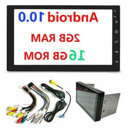 Android 9.1 Double 2Din 7inch InDash Car No DVD Radio Stereo