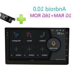 Android Double Din Head Unit 7 Inch HD Touchscreen Car Stere