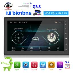 android8 1 car audio stereo radio 2din