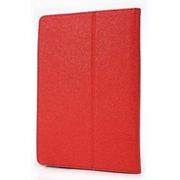 Aoson 7 Inch Tablet Case, UniGrip Edition - RED - By Cush Ca