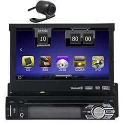 Backup Camera is include Eincar Universal Single 1 DIN 7 inc