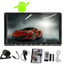 Dual-CORE 7 Inch CAPACTIVE Touch Screen Android 4.2 Car Radi